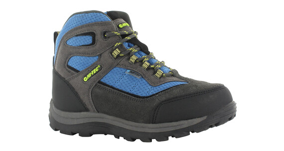 Hi-Tec Hillside WP Shoes Juniors charcoal/blue